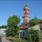 Астрахань — город мечетей