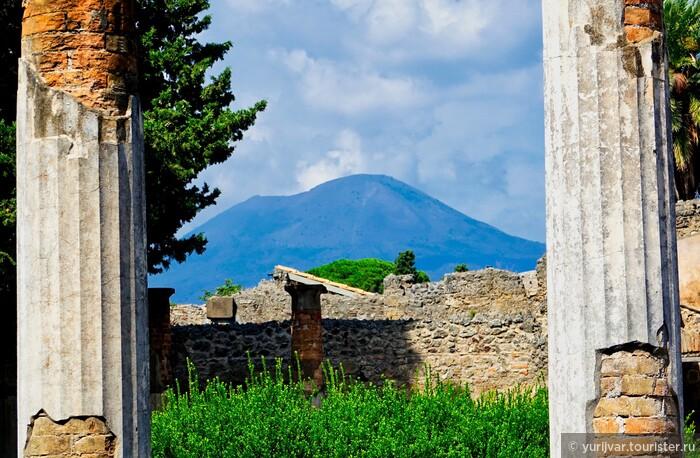 Автопутешествие на Средиземноморье. Ч.4— Помпеи — город, восставший из пепла