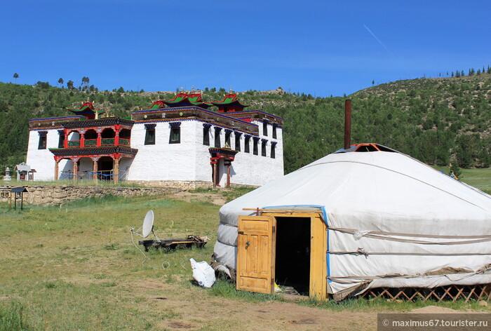 Восточная Монголия. Ч— 4. Монастырь Балдан Бэрээвэн