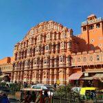 Золотой треугольник Индии на поездах и тук-туках